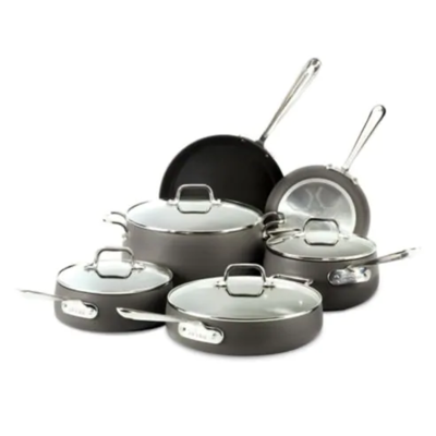 All-Clad All-Clad HA1 10pc set