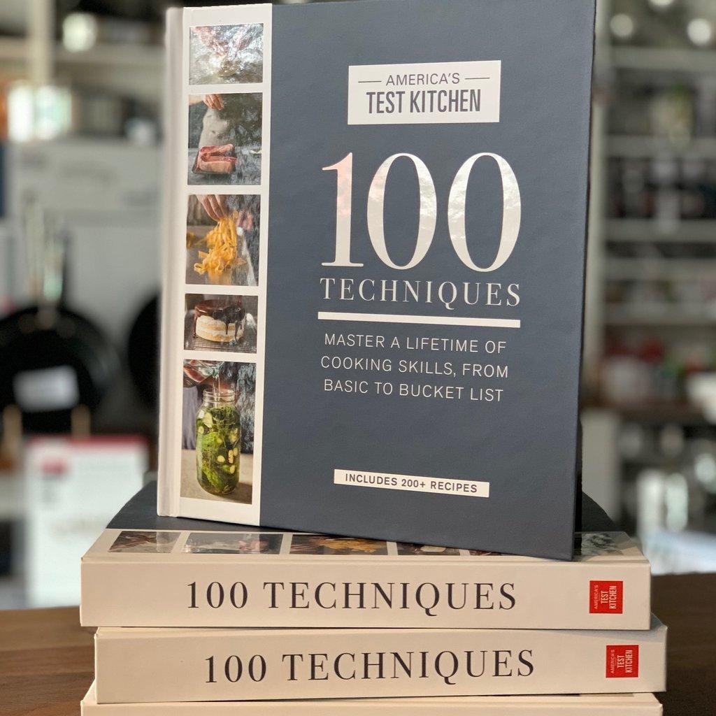 100 Techniques - ATK