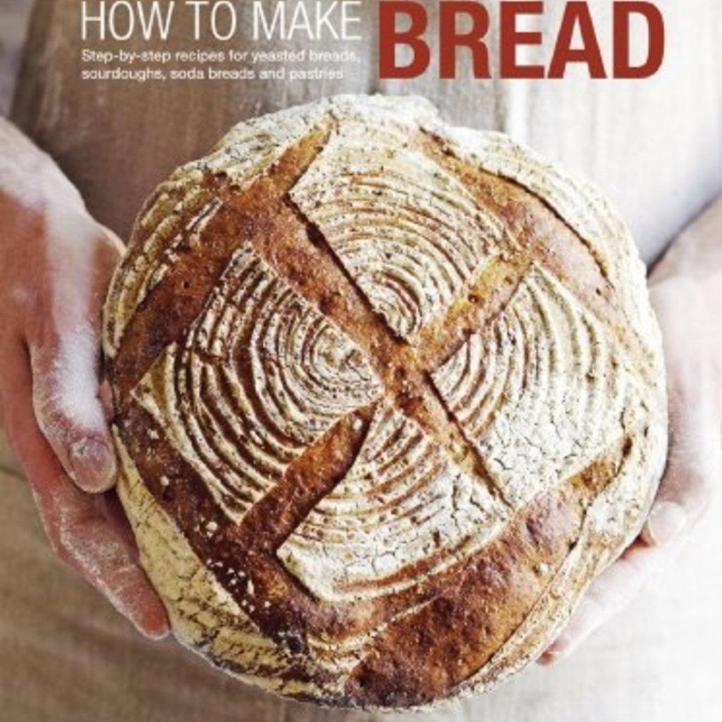 How to Make Bread -  Emmanuel Hadjiandreou