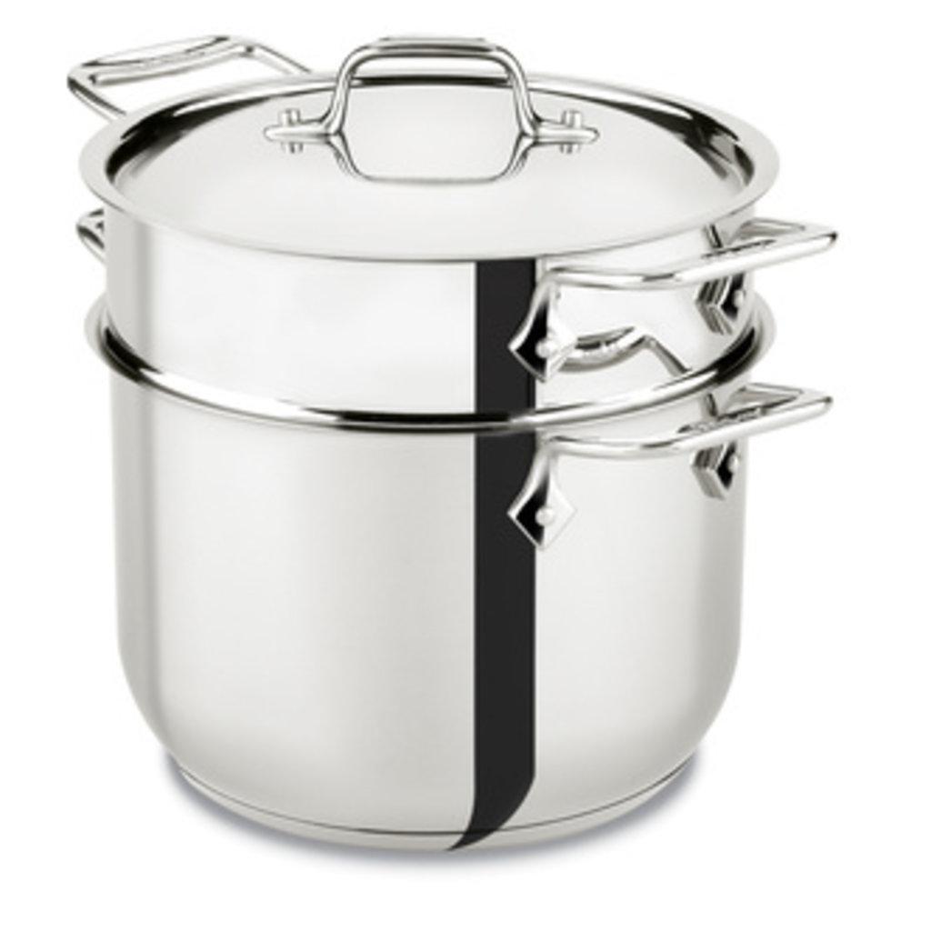 All-Clad All-Clad 6qt Pasta Pot w Insert