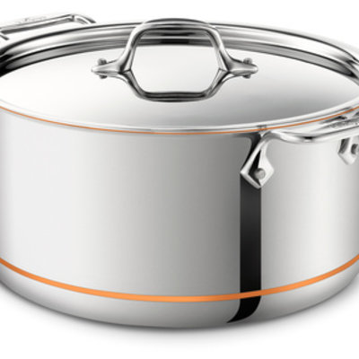 All-Clad All-Clad Copper Core 8 qt Stock Pot