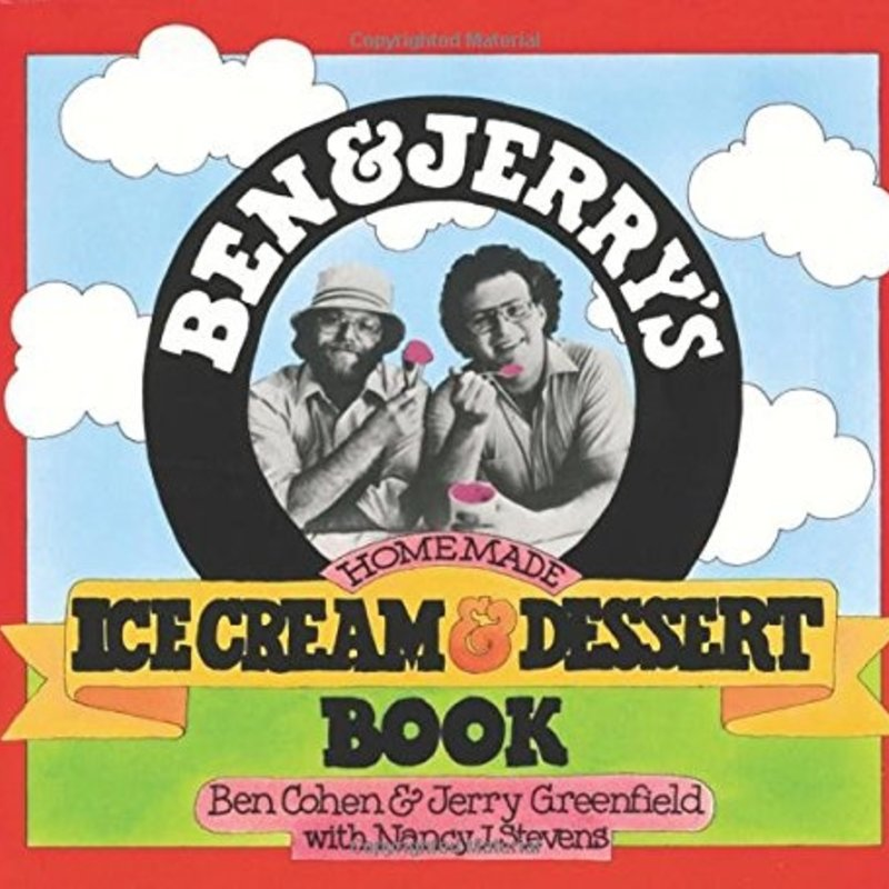 Ben and Jerry's Ice Cream Book