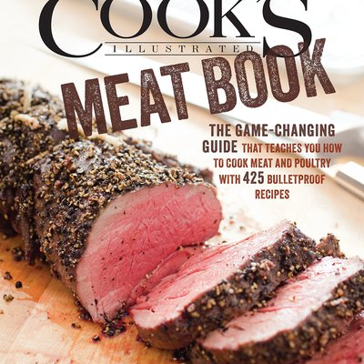 Meat Book - Cook's Illustrated