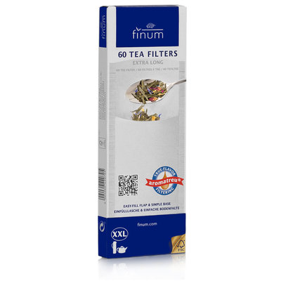 RSVP International Inc Finum Tea Filter - Box of 60 XXL