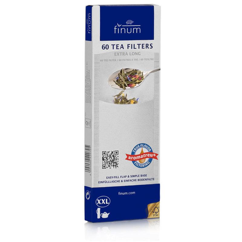 RSVP International Inc Finum Tea Filter - Box of 100 Small