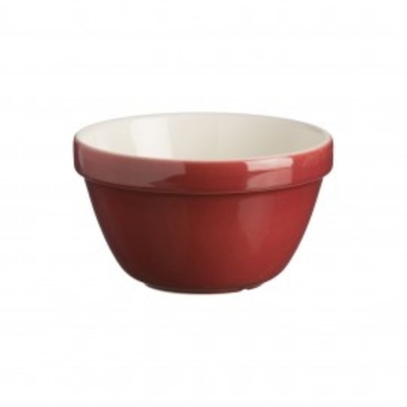 Mason Cash MC Pudding Basin RED 16cm 900ml