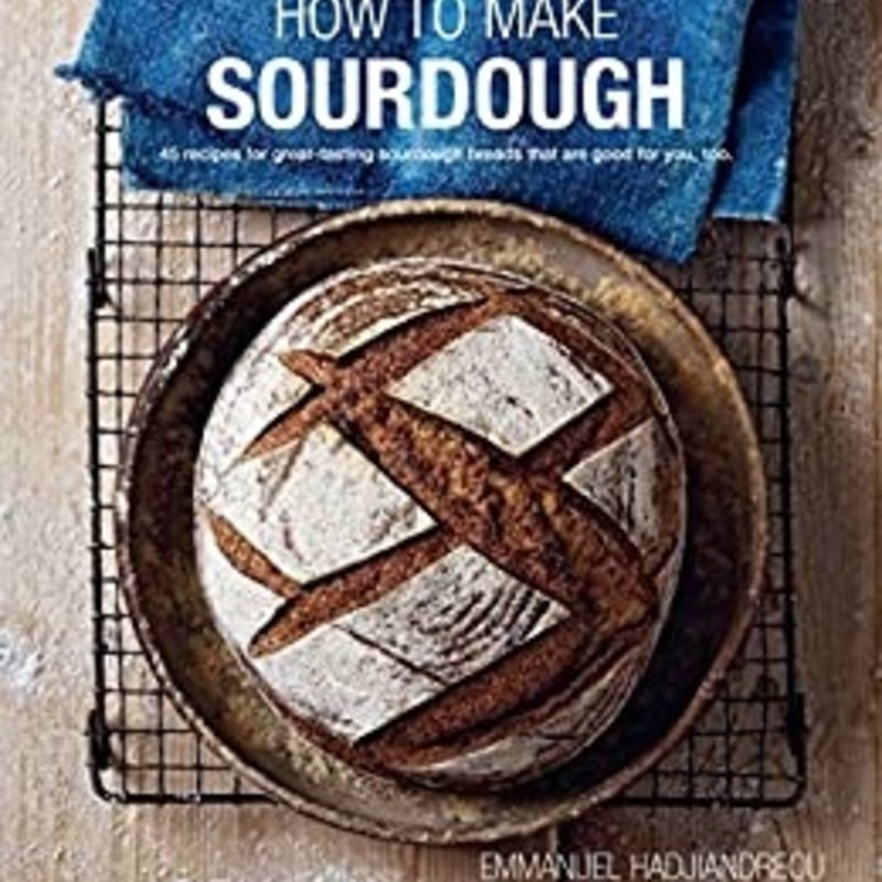 How to Make Sourdough -  Emmanuel Hadjiandreou
