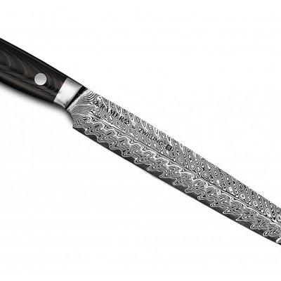 "Zwilling Kramer Euroline  9"" Carving Knife"