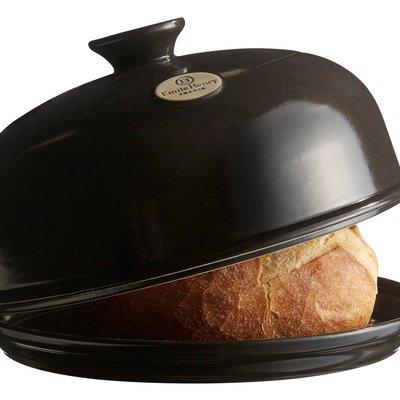 Emile Henry Emile Henry Fusain Bread Cloche Set