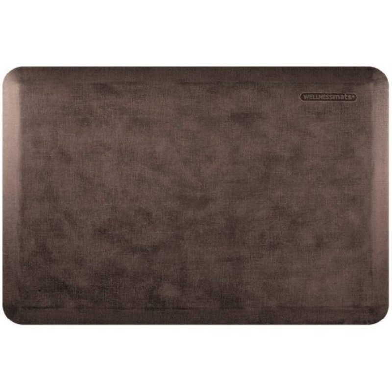 Wellness Mats WM Antique Linen  3x2' Wellness Mat ANTIQUE DARK