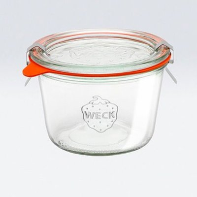 Weck Weck Mold Jar 1/4L 741