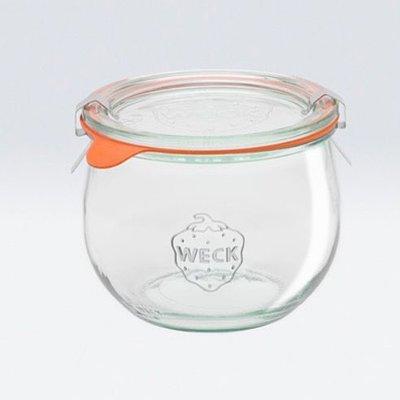 Weck Weck tulip jar 1/2 litre 744