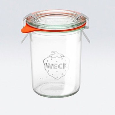 Weck Weck mold jar mini 760