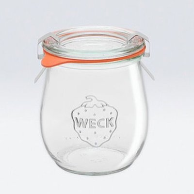 Weck Weck tulip jar mini 220ml 762
