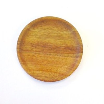 Weck Weck lid medium acacia wood