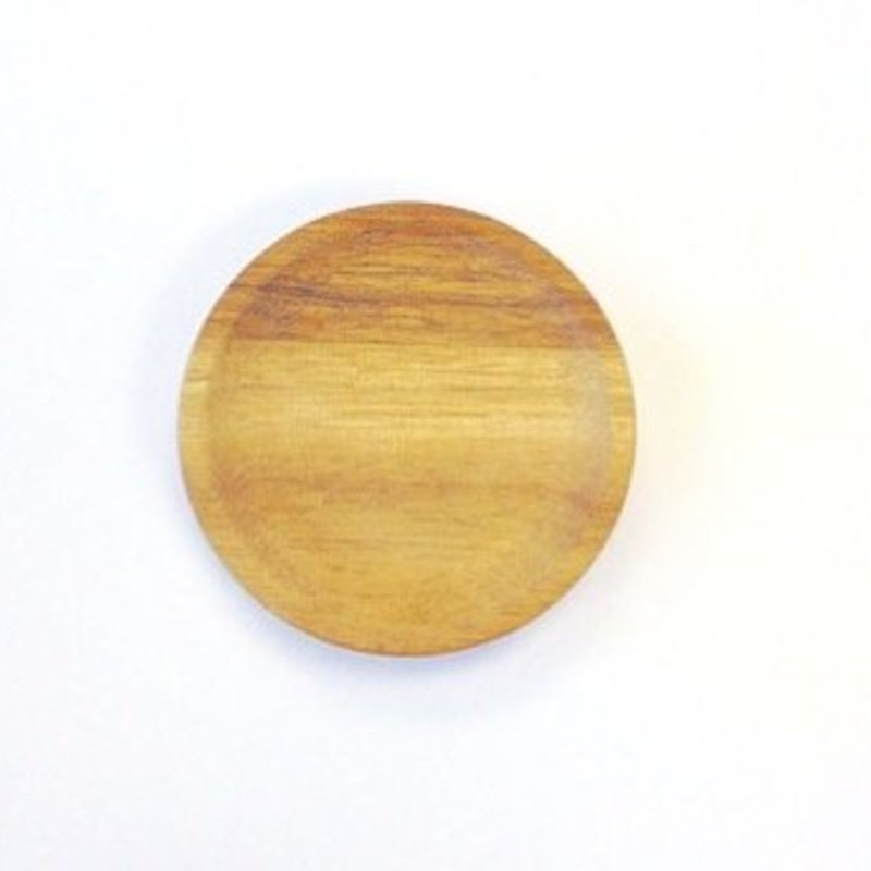 Weck Weck Lid - Acacia Wood Small