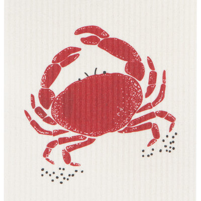Danica/Now Designs Dishcloth Swedish - Crab