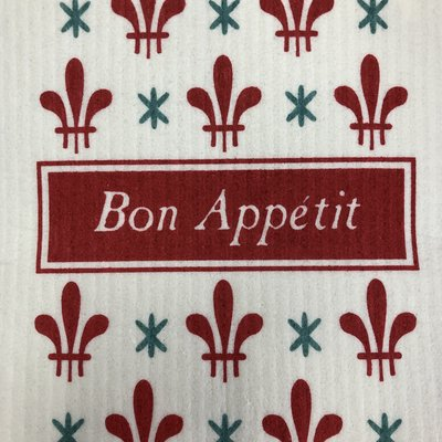 Abbott Bon Appetit Swedish Dish Cloth