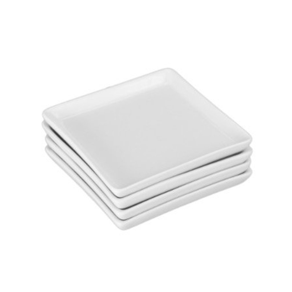 BIA Cordon Bleu Square Crudite Plate BIA whitewear
