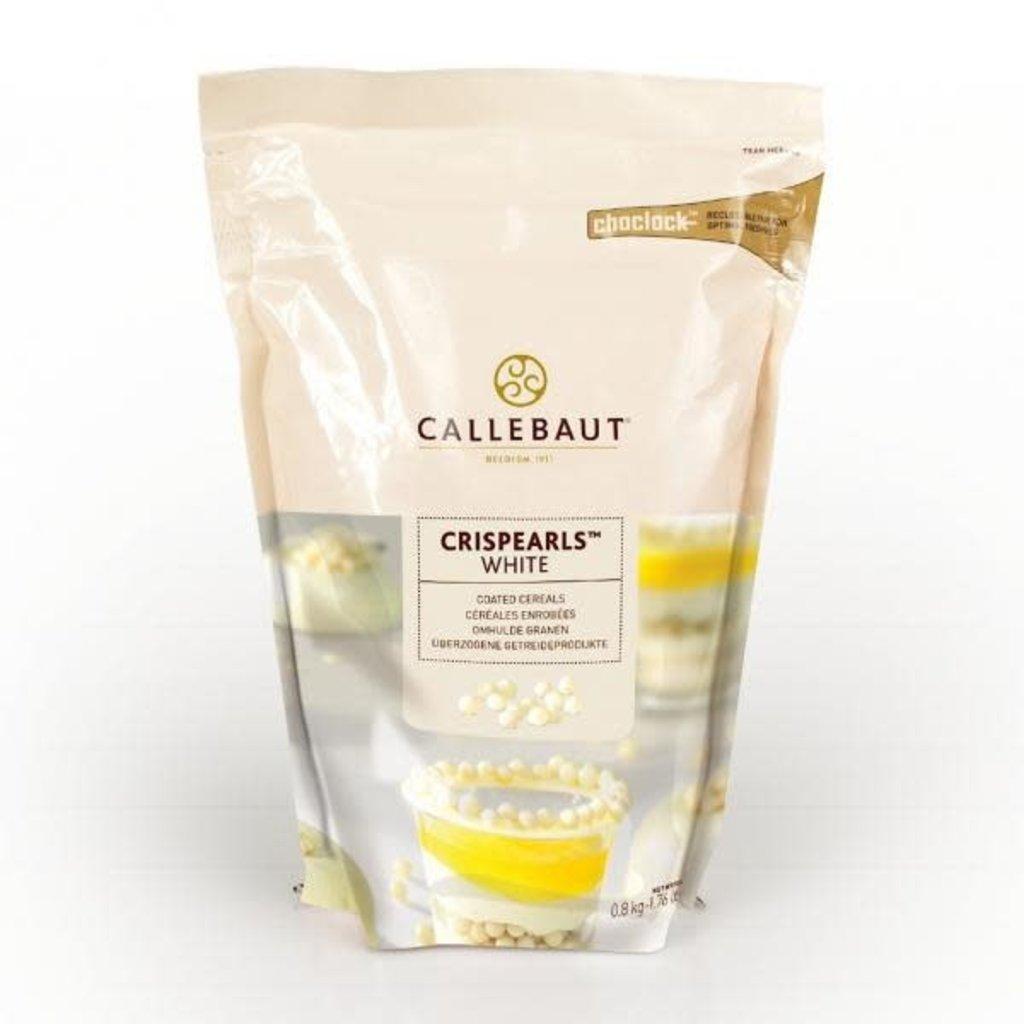 Callebaut Callebaut Crispearls - White Chocolate 800g