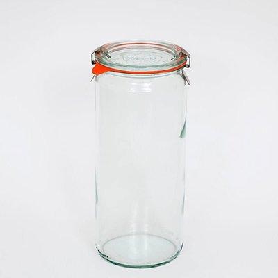 Weck Weck Cylindrical Jar 1L 908