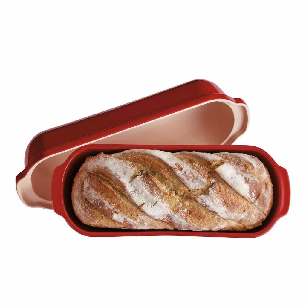 Emile Henry EH Large Bread Loaf Maker - Lin