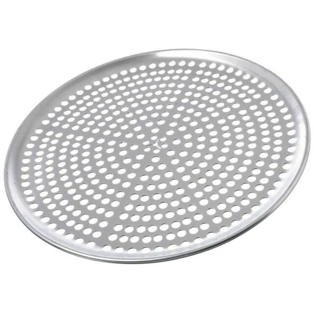 """Browne & Co Perforated Pizza Pan 7"""""""