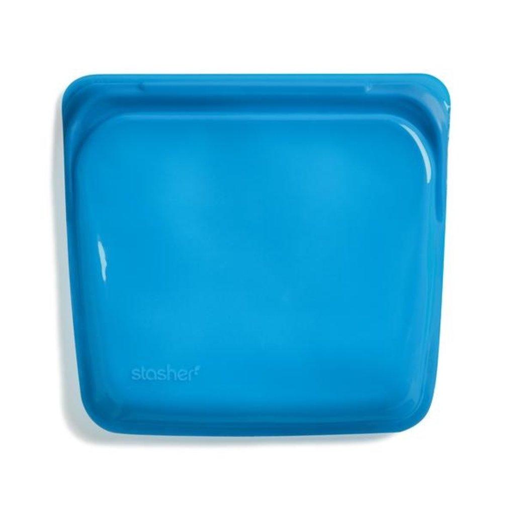 Stasher Stasher Reusable Storage - Blueberry
