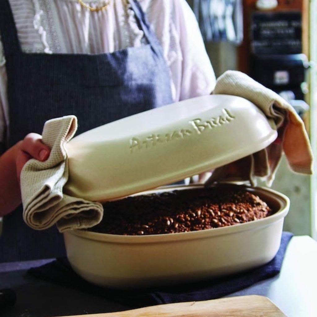 Emile Henry EH Large Artisan Loaf Baker - Lin