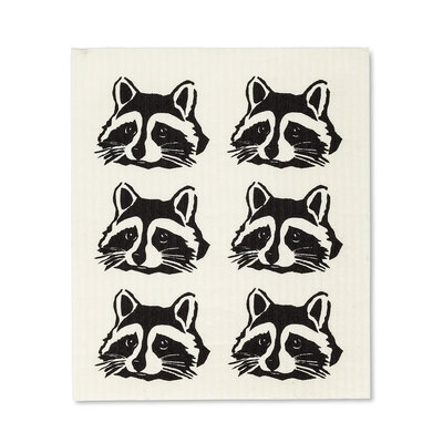 Abbott Raccoons Swedish DCloth