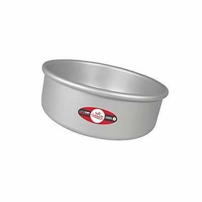 Fat Daddio's Round Cake Pan Solid 9x4