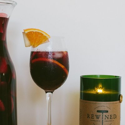 ReWined ReWined Candle Sangria