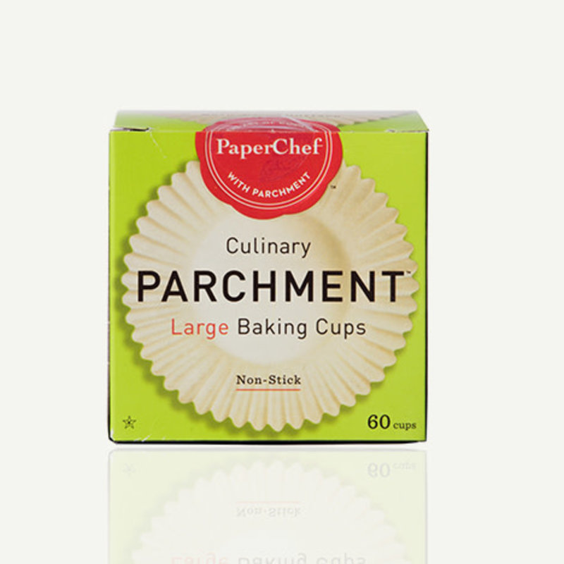 PaperChef Paper Chef Large Baking Cups - 60pk