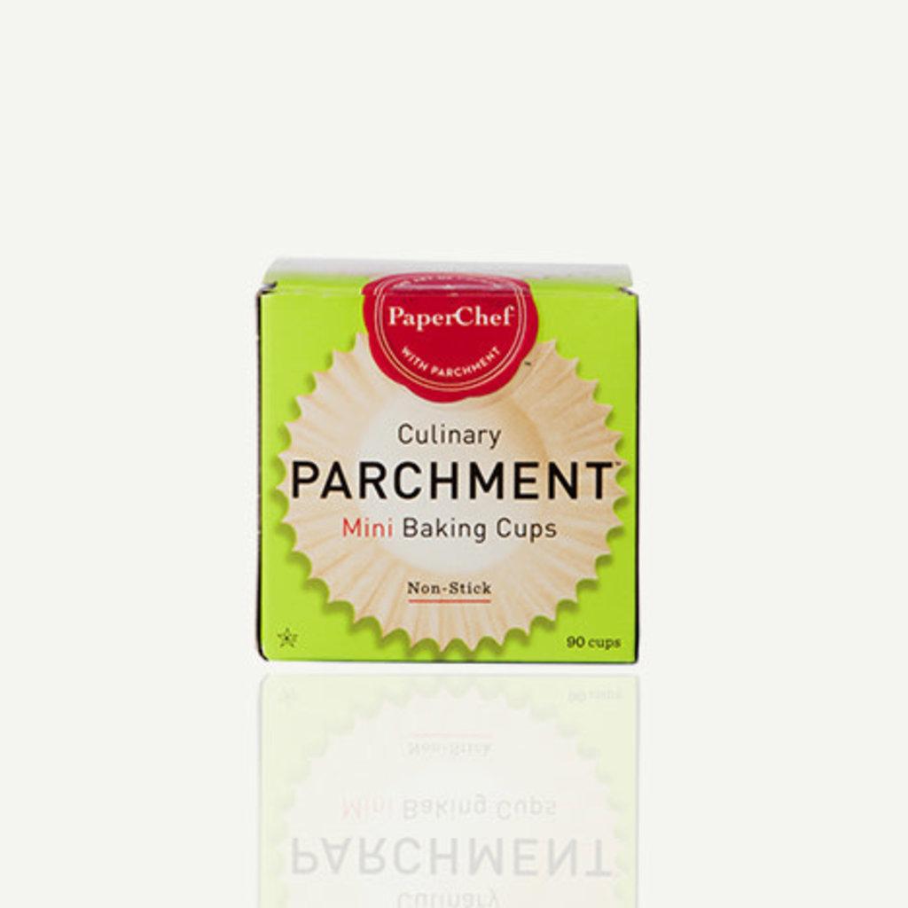 PaperChef Paper Chef  Mini Baking Cups - 90pk