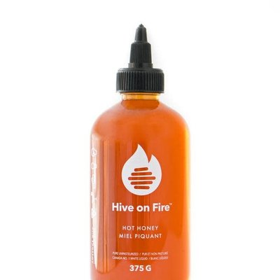 Hive Gourmet Hive on Fire - Hot Honey