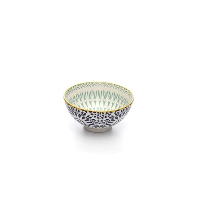 Paisley Bleu Bowl 10 cm