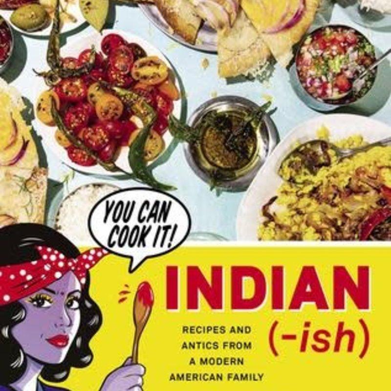 Indian-Ish - Priya Krishna
