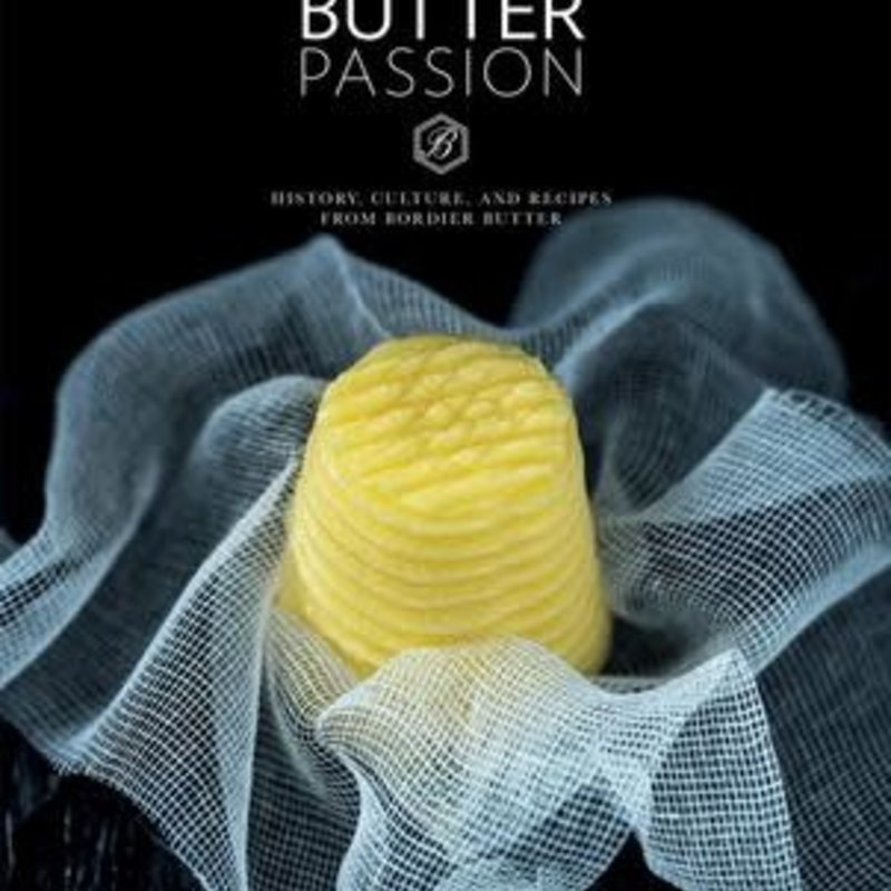 Butter Passion by Jean-Yves Bordier