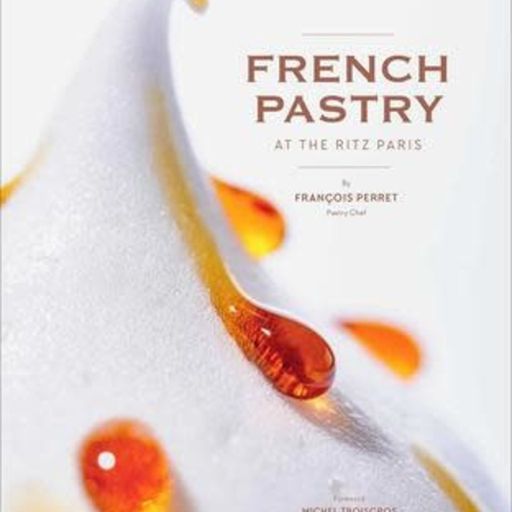 French Pastry at The Ritz
