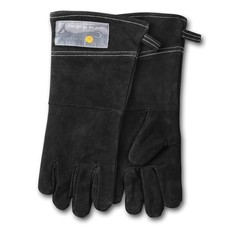 Outset Grill Gloves Leather - Black