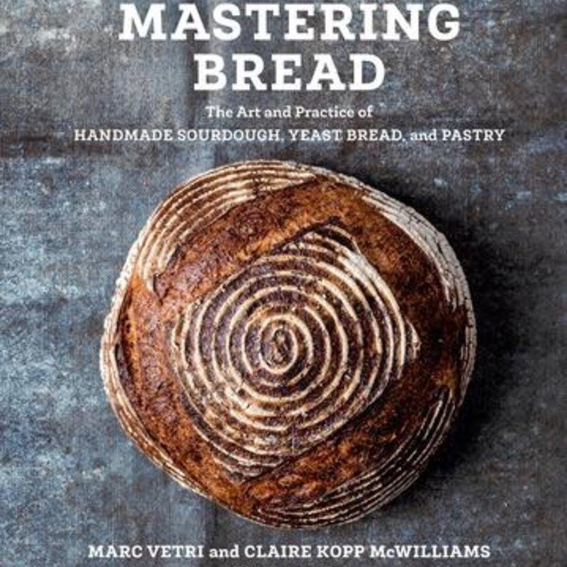 Mastering Bread - Marc Vetri