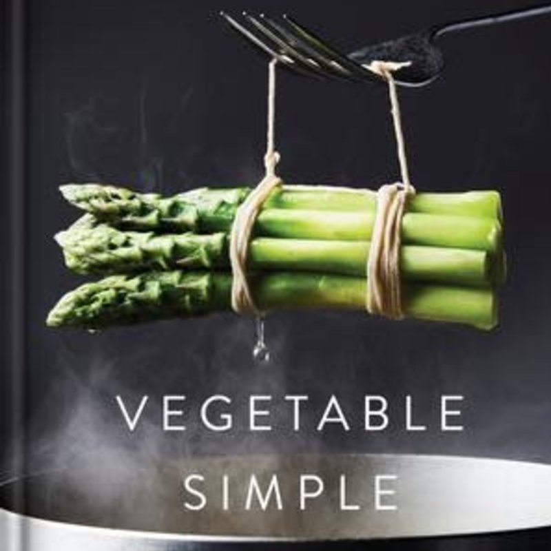 Vegetable Simple - Eric Ripert *APRIL 2021*