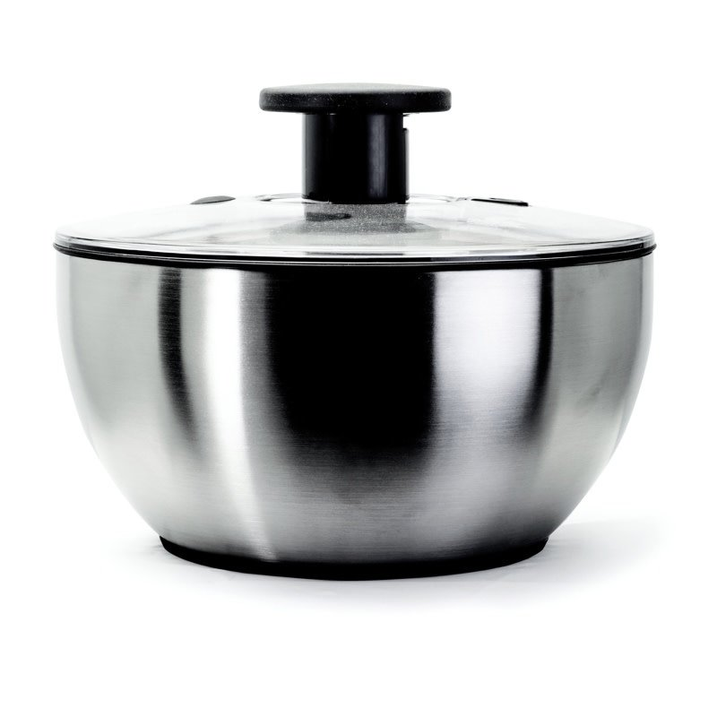 OXO OXO Large Stainless Steel Salad Spinner