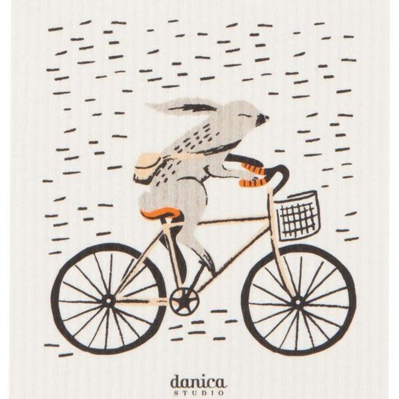 Danica/Now Designs Dishcloth Swedish Wild Riders