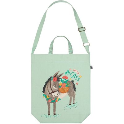 Danica/Now Designs Designer Tote - Don't Be An Ass