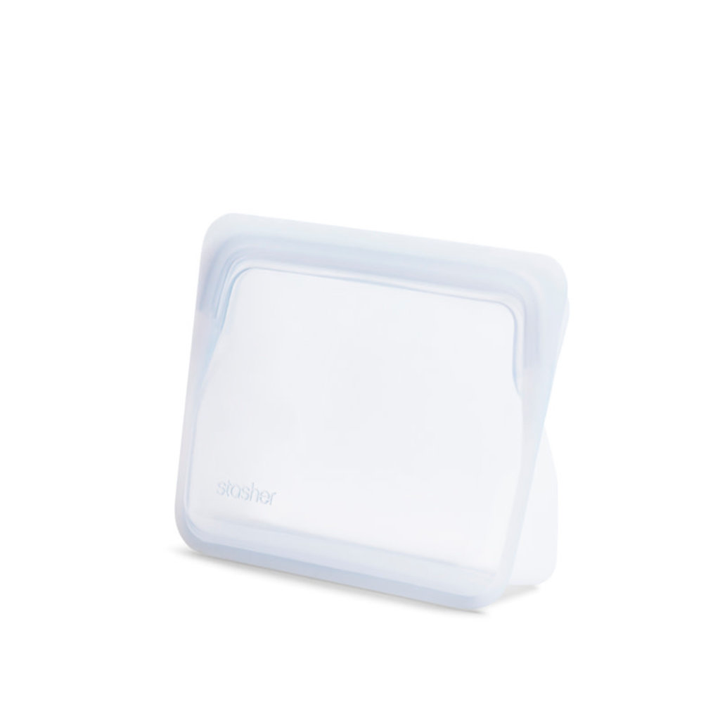 Stasher Stasher Mini StandUp Reusable Storage - Clear