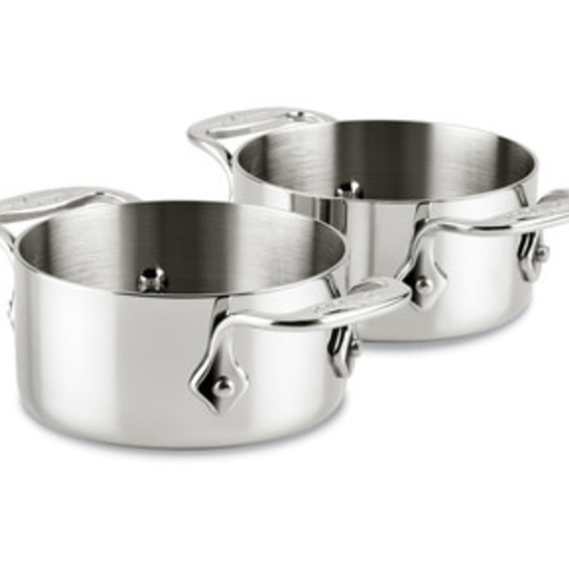 All-Clad All-Clad Soup / Souffle Ramekins Set of 2