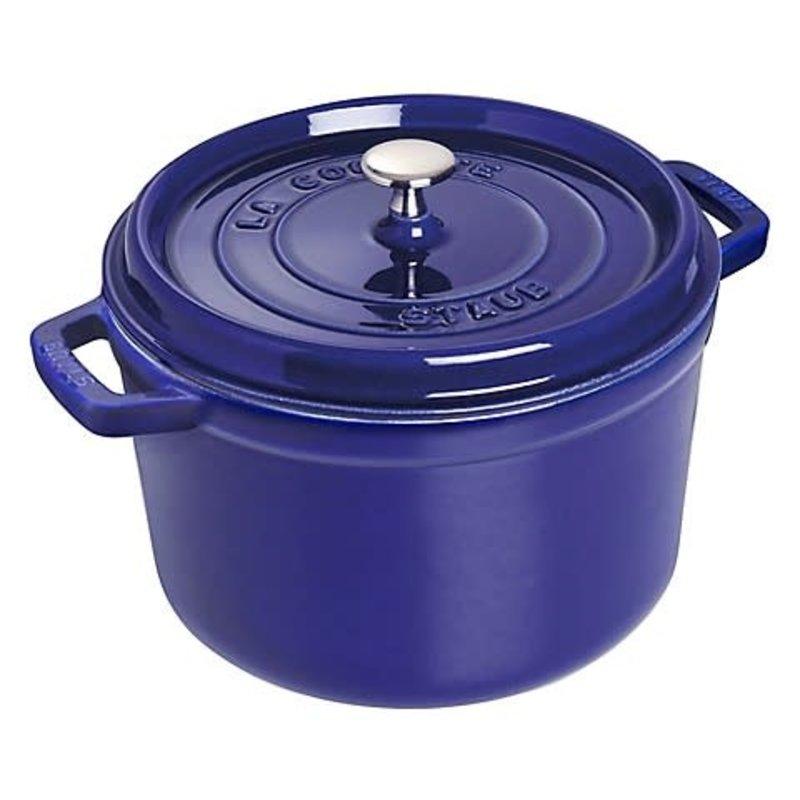 Staub Staub High Cocotte 4.8L Blue