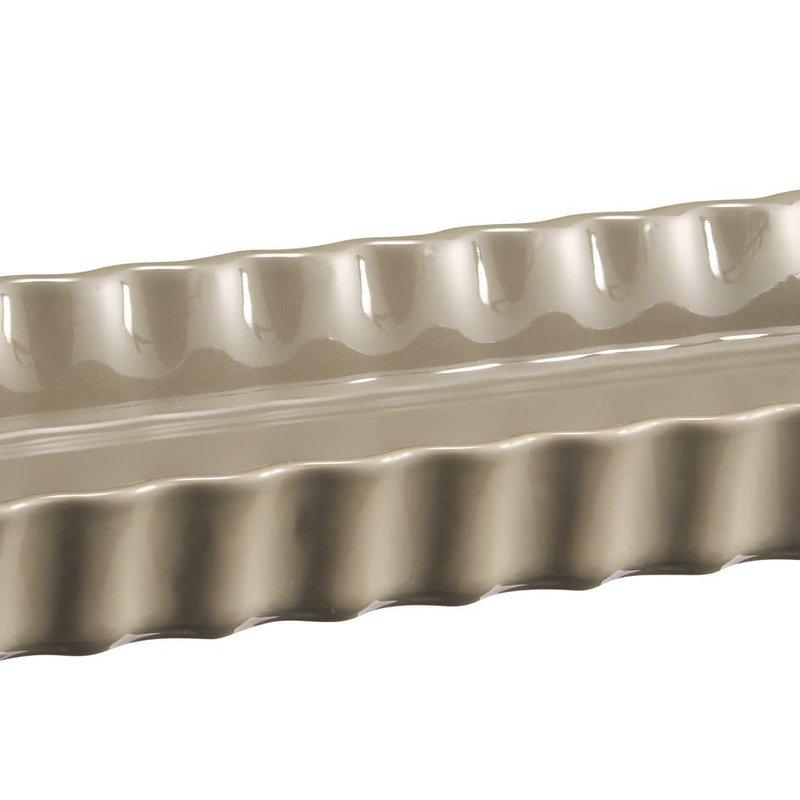 Emile Henry EH Tart Dish - Silex 15x36cm **Discontinued**
