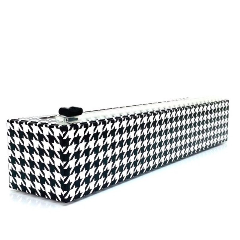 ChicWrap ChicWrap Plastic Wrap Dispenser - Houndstooth